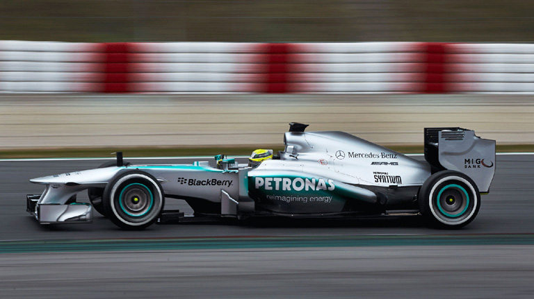 AMG MERCEDES AMG PETRONAS Formula One Racing Team