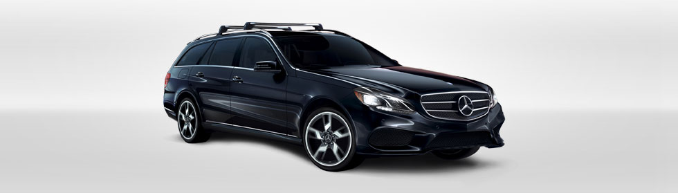 Mercedes-Benz 2014 E CLASS WAGON ACCESSORIES HERO