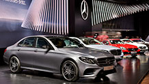 The 2017 Mercedes-Benz E300 Sport Sedan