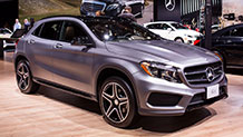 The 2016 Mercedes-Benz GLA250
