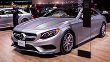The 2016 Mercedes-Benz S500 4MATIC Coupe