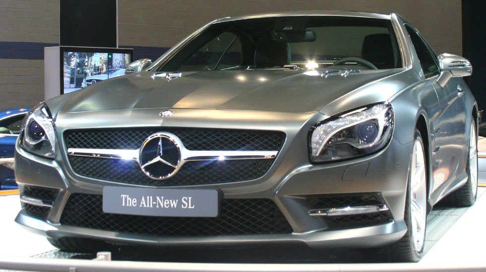 Mercedes-Benz Chicago Auto Show Gallery 003 GO
