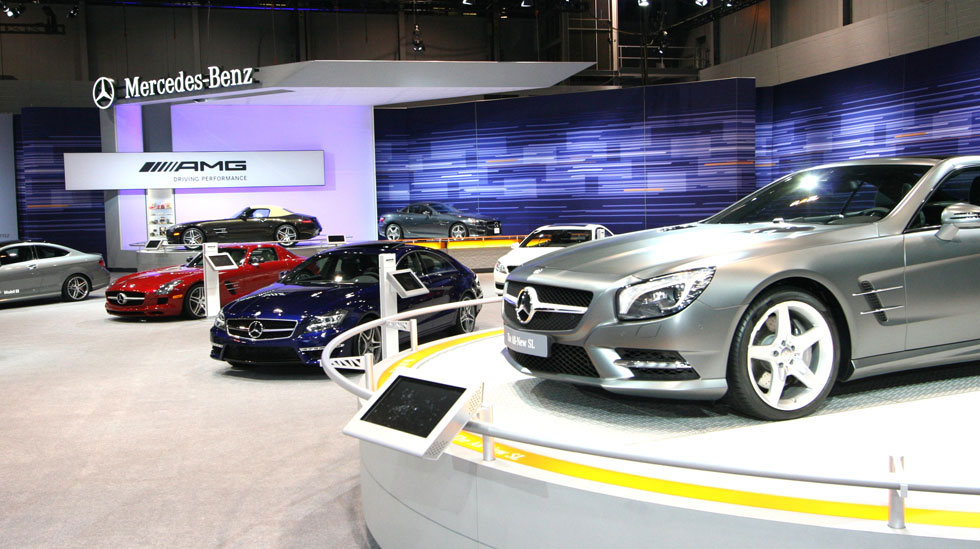 Mercedes-Benz Chicago Auto Show Gallery 010 GO