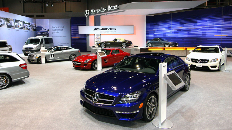 Mercedes Benz Chicago Auto Show Gallery 011 GO