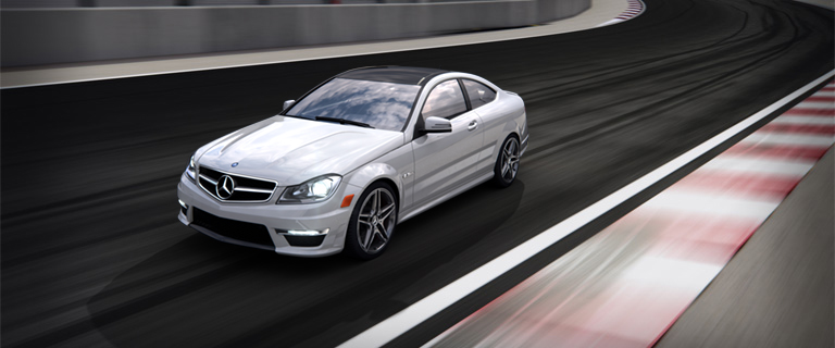 Mercedes-Benz 2014 C CLASS C63 COUPE BACKGROUND BYO T 01