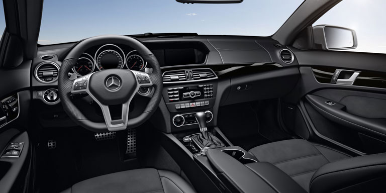 Mercedes Benz 2014 C CLASS C63 AMG COUPE MBTEX 741 H80 BYO T 01