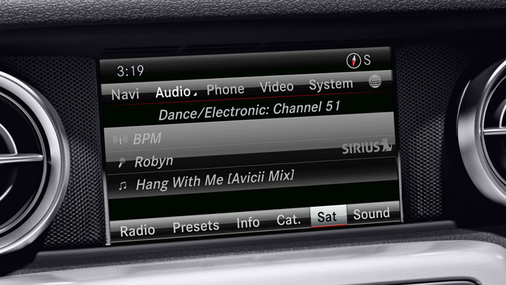 SiriusXM Radio with 6-month All Access trial