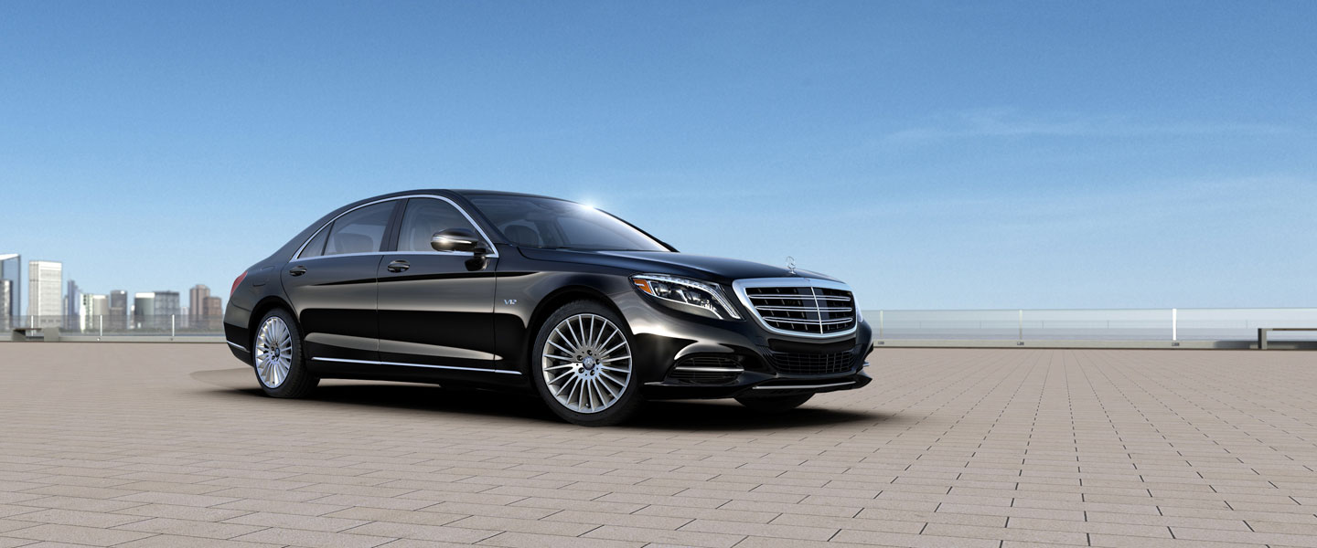 Mercedes-Benz 2015 S CLASS S600 SEDAN BACKGROUND BYO D 01