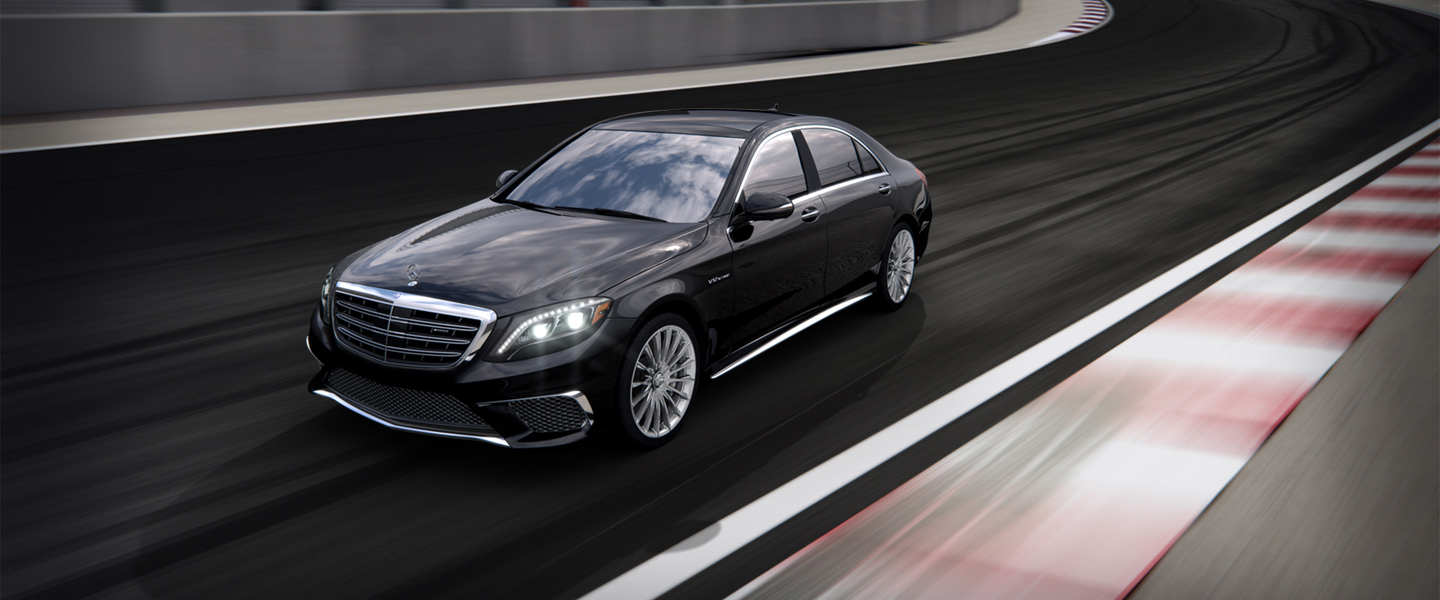 Mercedes-Benz 2015 S CLASS S65 SEDAN BACKGROUND BYO D 01