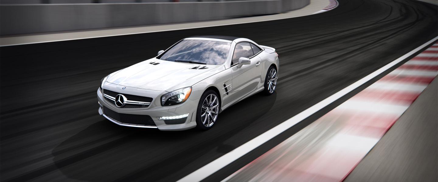 Mercedes-Benz 2015 SL CLASS SL65 ROADSTER BACKGROUND BYO D 01
