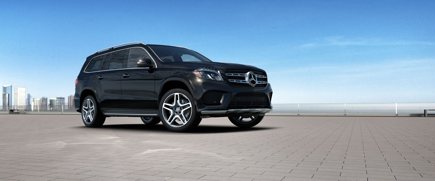 Build your gls550 suv mercedes benz for Mercedes benz pay bill
