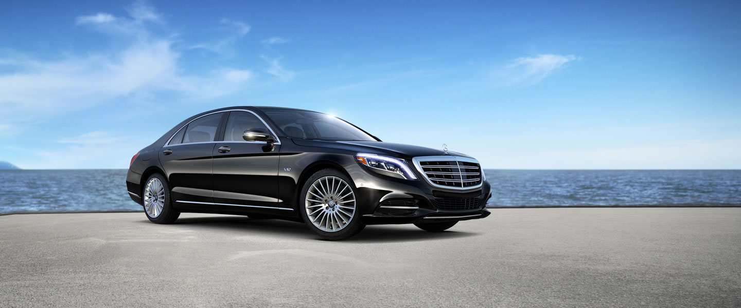 Mercedes-Benz 2016 S CLASS S600 SEDAN BACKGROUND BYO D 01