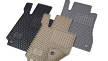 Mercedes Benz MERCEDES BENZ ALL SEASON FLOOR MATS MCF