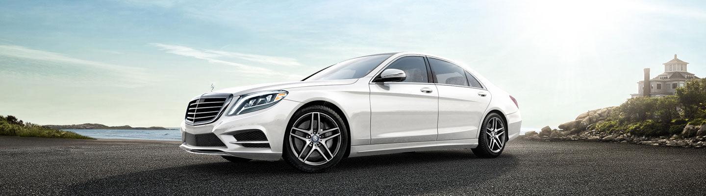 Build your own vehicle custom s class sedan mercedes benz for Mercedes benz pay bill