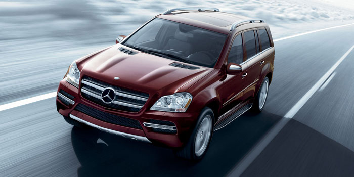 Certified Pre-Owned GL-Class SUV