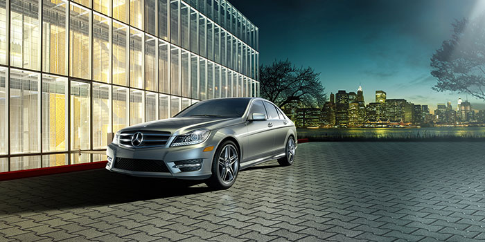 Certified Pre-Owned C-Class SDN