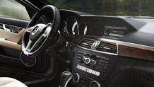 Mercedes C-Class ATTENTION ASSIST