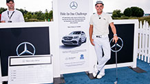 Mercedes-Benz & Golf