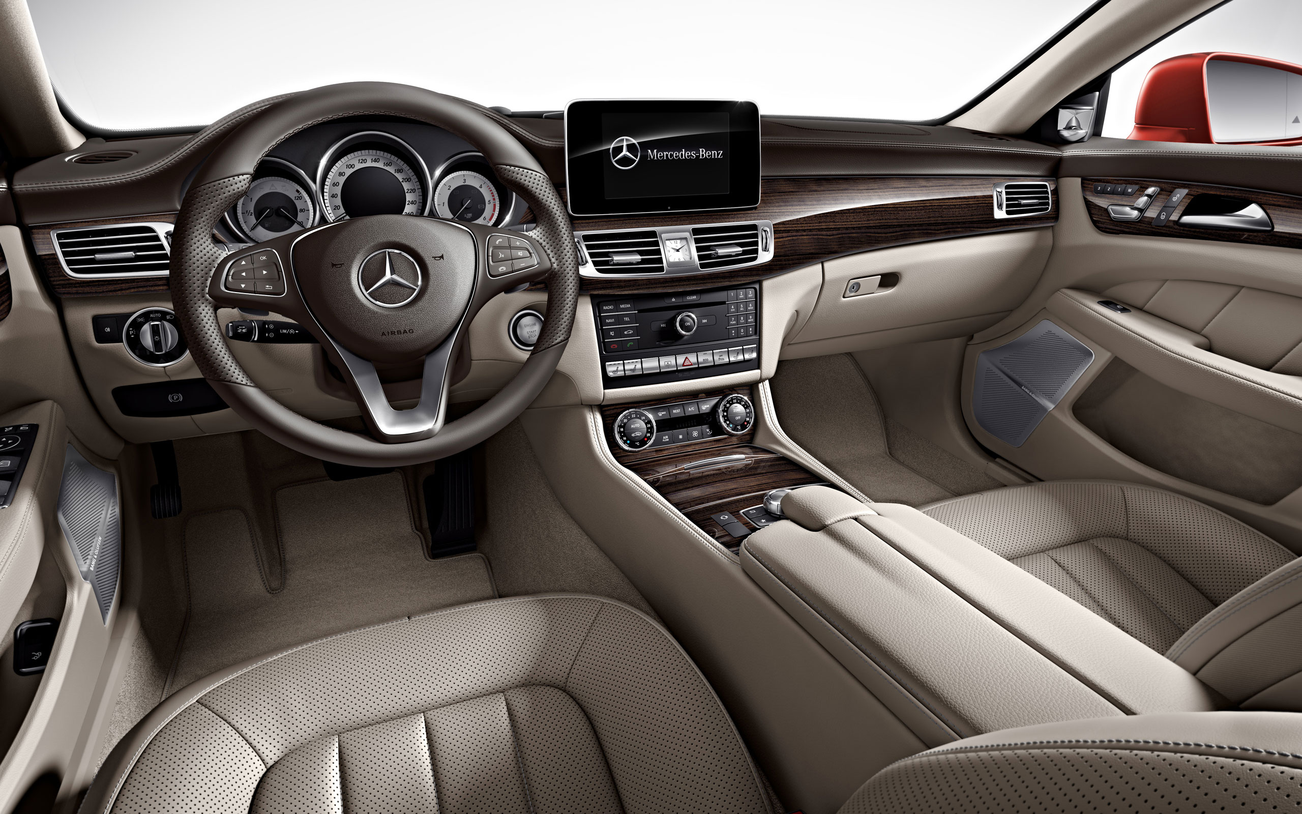 Coloraceituna mercedes benz cls 2015 interior images for Interior mercedes vito