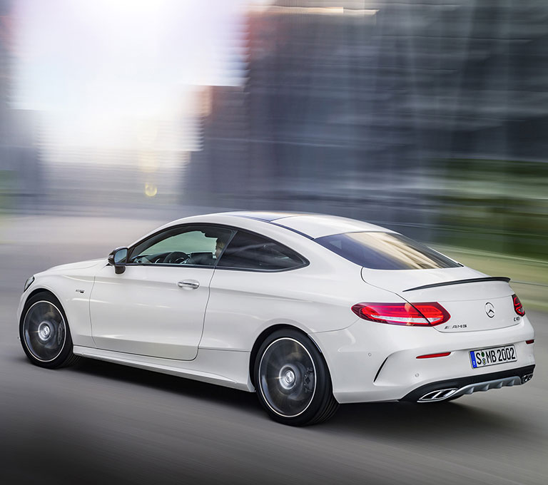 2017 mercedes amg c43 coupe for Upcoming mercedes benz models