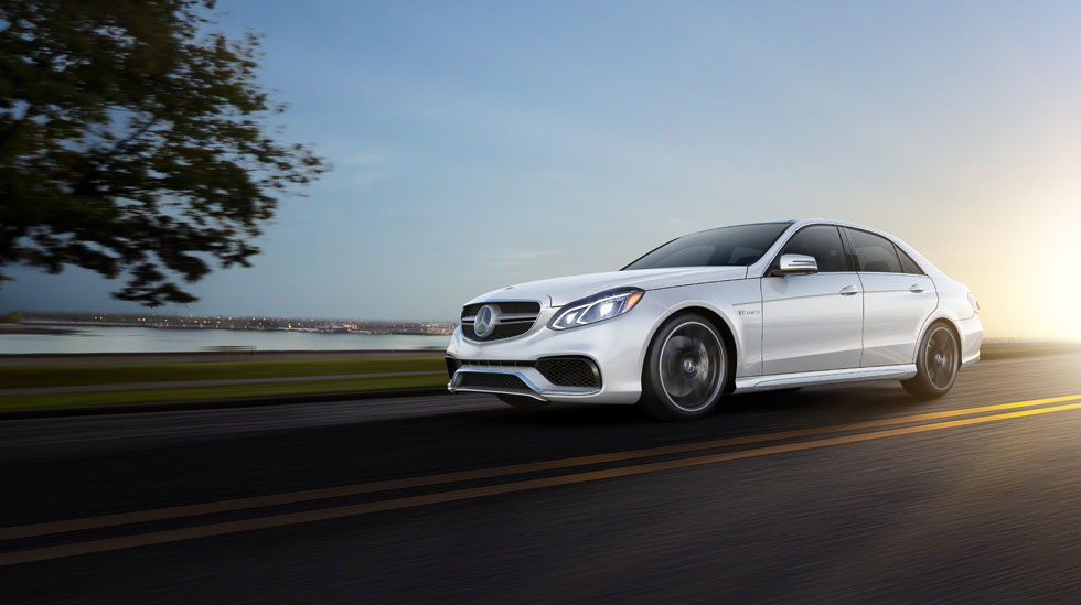 Mercedes-Benz 2014 E CLASS SEDAN GALLERY 006 GOE