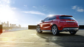 Mercedes-Benz 2015 GLA CLASS SUV FEATUREDGALLERY 282X159 01