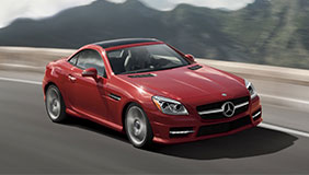 Mercedes-Benz 2016 SLK ROADSTER FEATURED GALLERY 282x160 01
