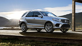 Mercedes-Benz 2016 THEME PAGE GLE SUV GALLERY 01 THUMB