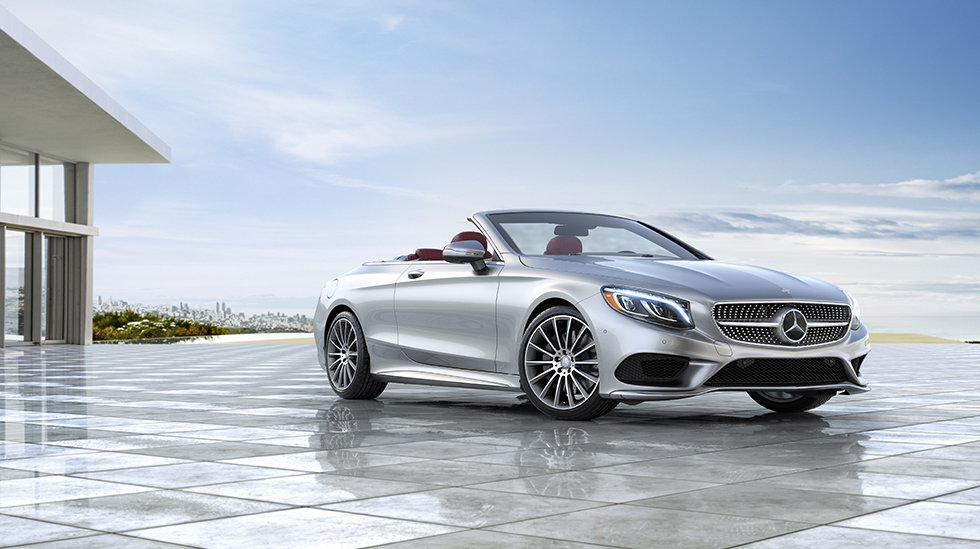 Mercedes-Benz 2017 S CLASS CABRIOLET FEATURED GALLERY 980x549 01