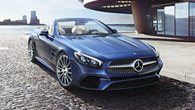 Mercedes-Benz 2017 SL ROADSTER FEATURED GALLERY 01 D