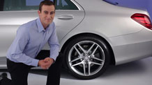 Mercedes-Benz Thumb S Class MY14 Run Flat Tires@1x