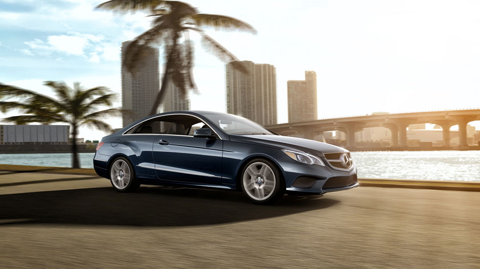 Mercedes-Benz 2014 E CLASS COUPE GALLERY 012 GOE D
