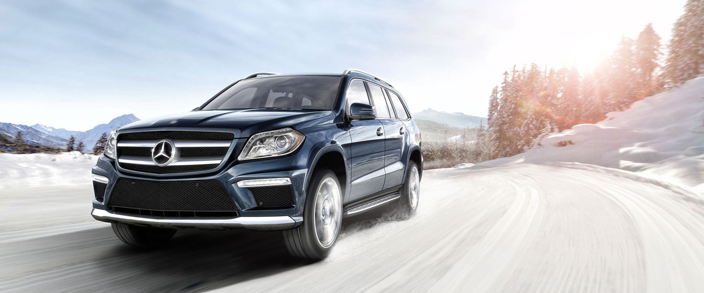 Gl suv mercedes benz for Mercedes benz of anchorage