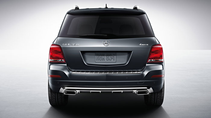 in Steel Grey with standard LED taillamps