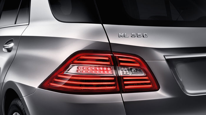 M-Class LED tail lamps