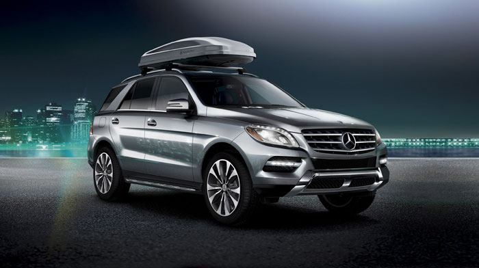 Genuine Mercedes-Benz Accessories for your M-Class.