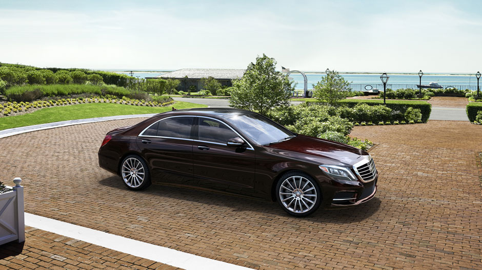 Mercedes Benz 2014 S CLASS SEDAN GALLERY 014 GOE D