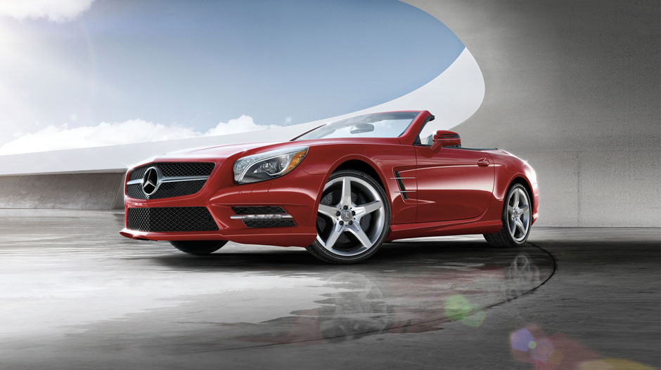 Mercedes-Benz 2014 SL CLASS ROADSTER GALLERY 001 GOE D