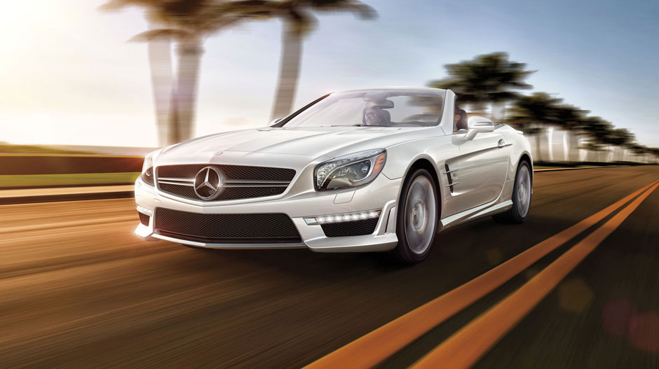 Mercedes Benz 2014 SL CLASS ROADSTER GALLERY 006 GOE D