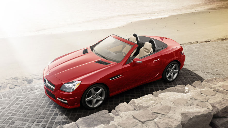 Mercedes-Benz 2014 SLK CLASS ROADSTER GALLERY 001 GOE D