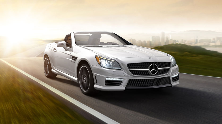 Mercedes Benz 2014 SLK CLASS ROADSTER GALLERY 008 GOE D