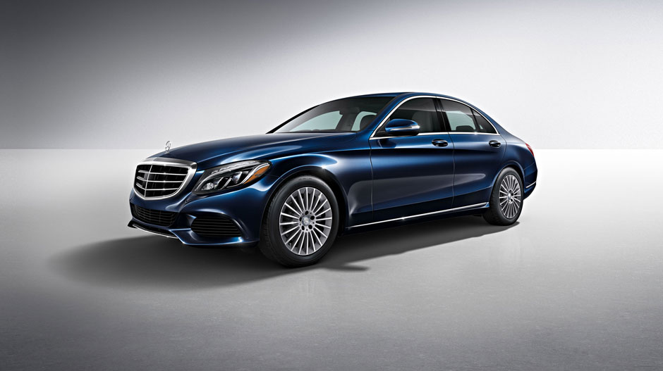Mercedes-Benz 2015 C CLASS SEDAN GALLERY 007 GOE D