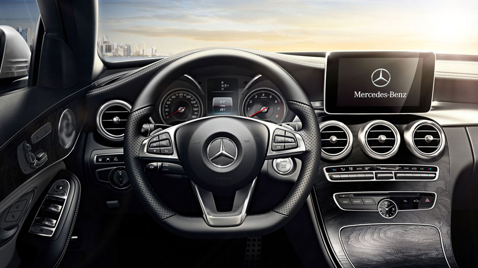 Mercedes-Benz 2015 C CLASS SEDAN GALLERY 013 GOI D