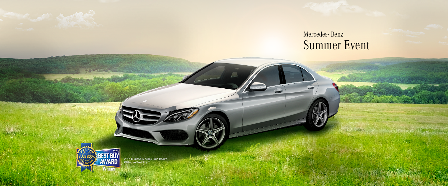 Mercedes Benz MBUSA Hero Summer C SDN D