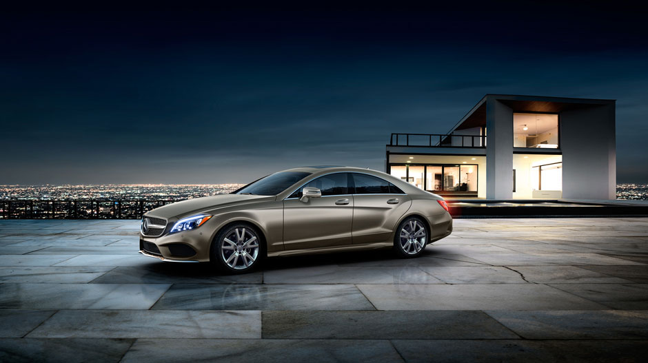 Mercedes-Benz 2015 CLS CLASS COUPE GALLERY 003 GOE D
