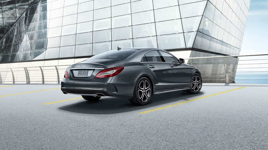 Mercedes-Benz 2015 CLS CLASS COUPE GALLERY 009 GOE D