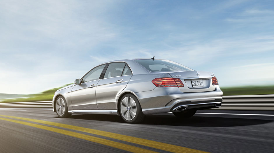 Mercedes-Benz 2015 E CLASS SEDAN GALLERY 007 GOE D