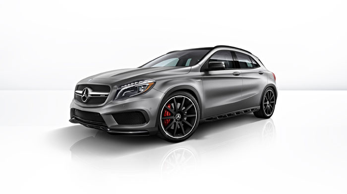 AMG in designo Magno Mountain Grey with AMG Driver's Package