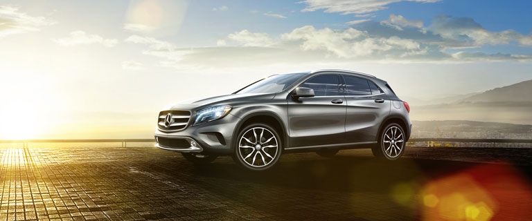 Gla suv mercedes benz for Mercedes benz pay bill