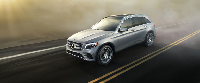 Glc suv mercedes benz for Mercedes benz pay bill